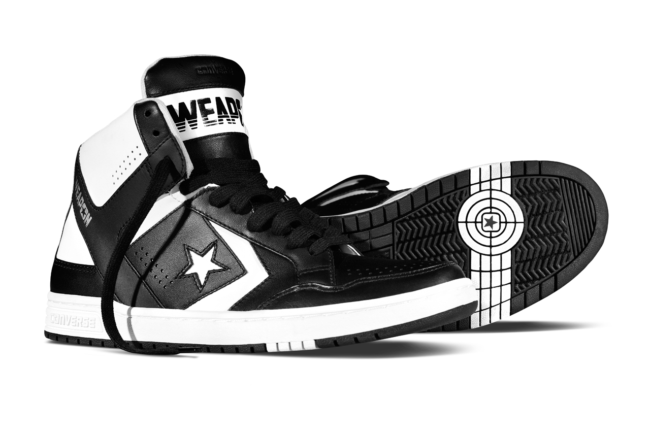 weapon converse