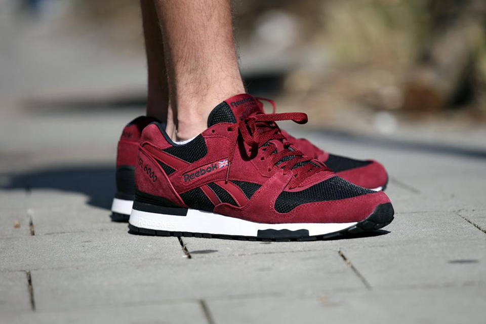 reebok gl 6000 athletic burgundy hypebeast. Black Bedroom Furniture Sets. Home Design Ideas