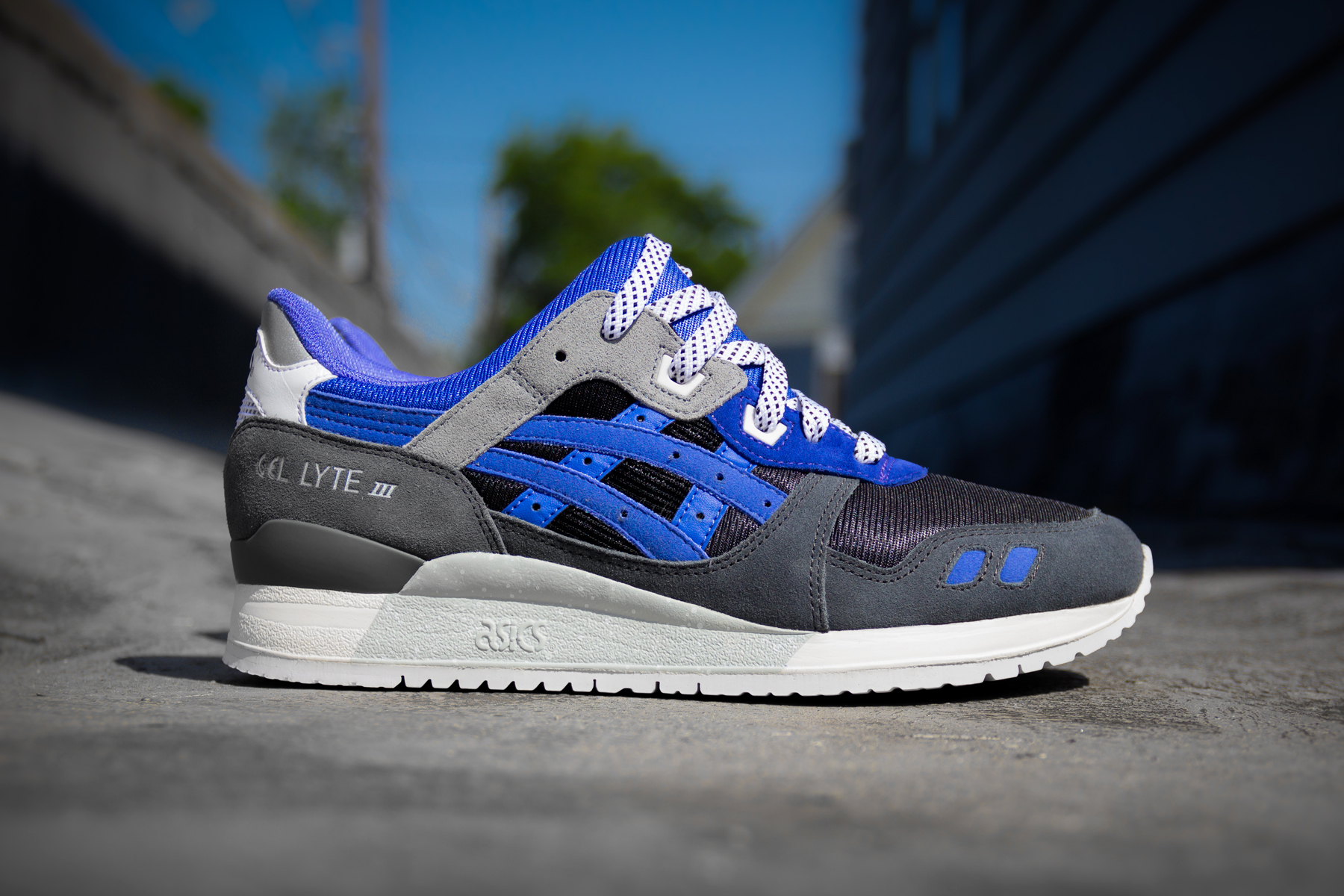 sneaker freaker x asics gel lyte iii alvin purple reissue hypebeast. Black Bedroom Furniture Sets. Home Design Ideas