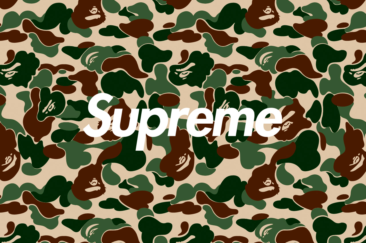 Supreme Bape King Collaboration Hypebeast