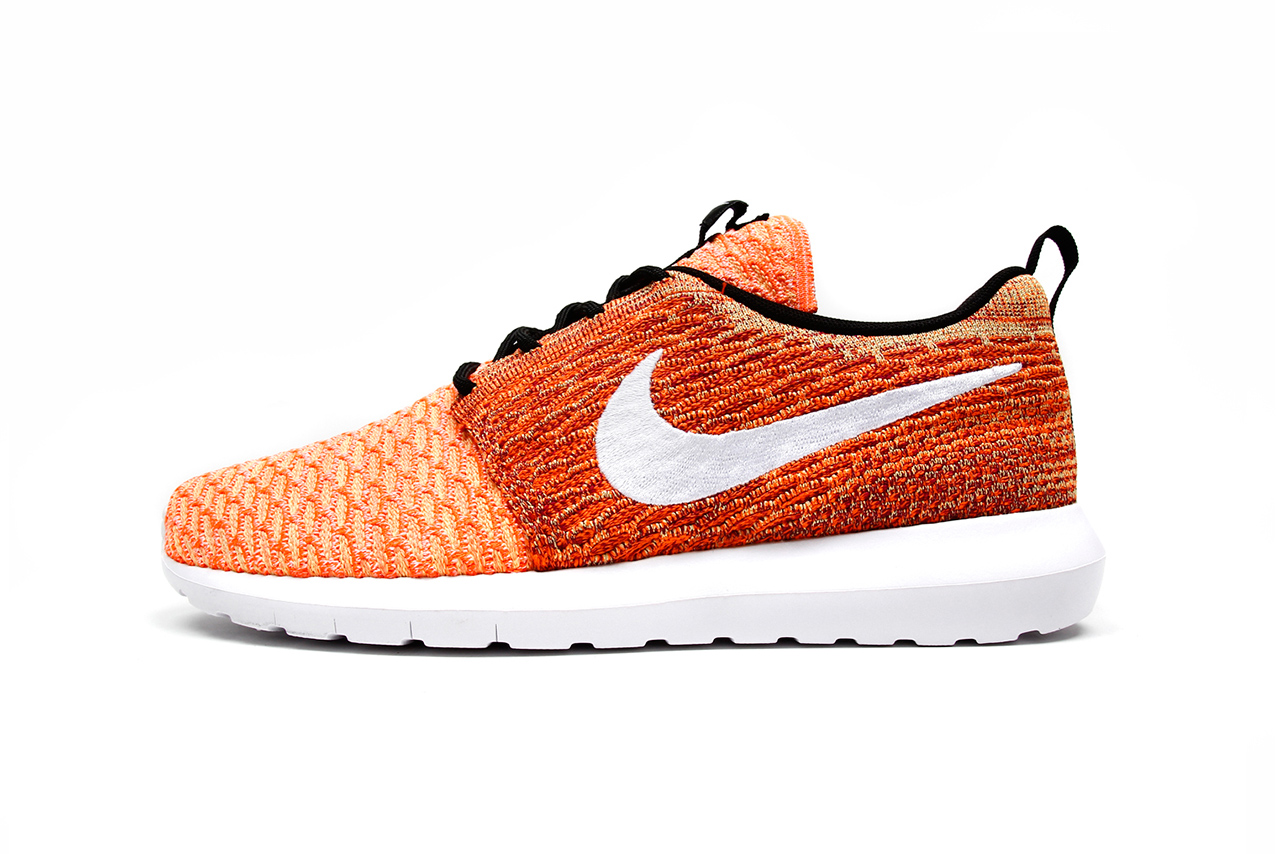 nike flyknit roshe run nm sunset pack hypebeast. Black Bedroom Furniture Sets. Home Design Ideas