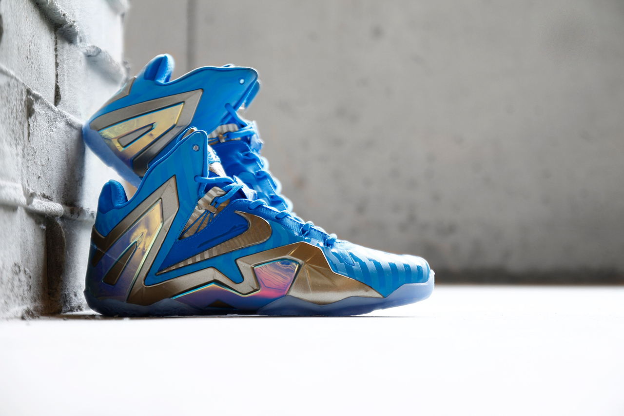 nike lebron 11 elite quotblue 3mquot hypebeast