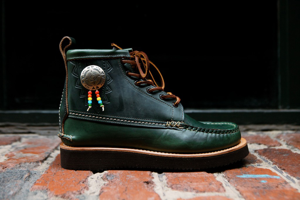 Yuketen 2014 Fall Winter Native Maine Guide Boot Quot Loden
