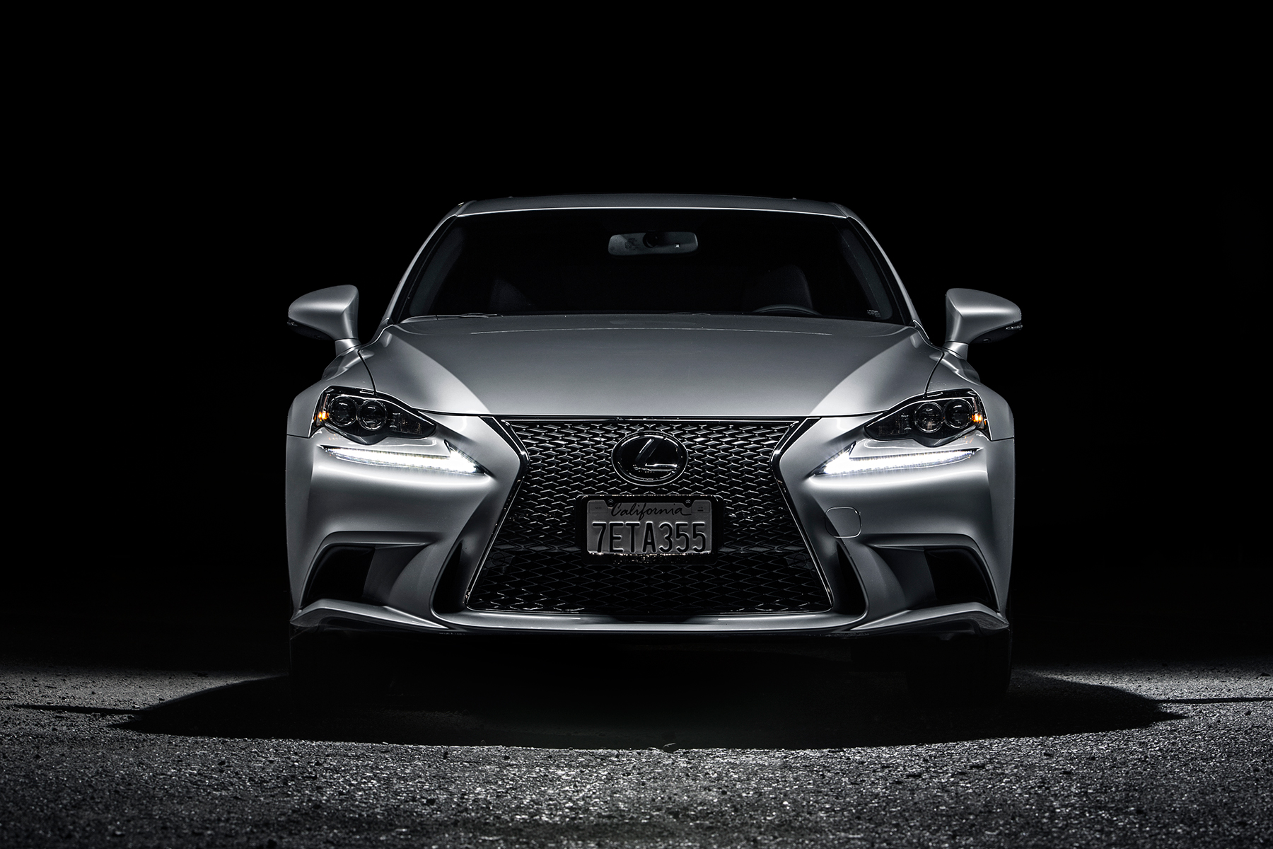 a closer look at the 2015 lexus is350 f sport hypebeast. Black Bedroom Furniture Sets. Home Design Ideas