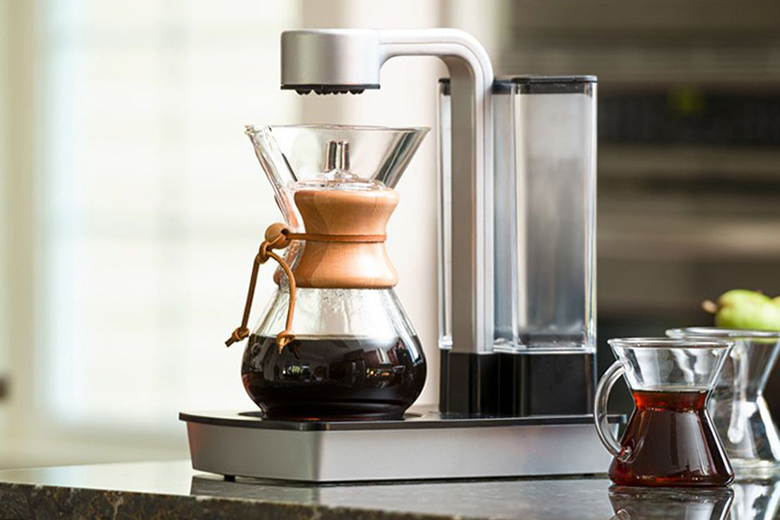 How To Use Westpoint Coffee Maker : CHEMEX Ottomatic Coffeemaker HYPEBEAST