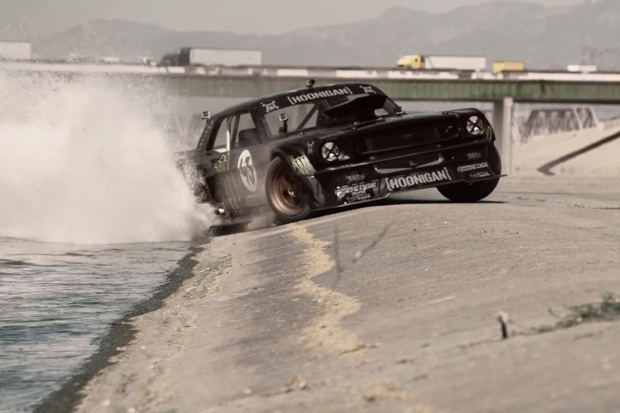 Chris harris breaks down ken block 39 s hoonicorn 39 65 mustang hypebeast - Hoonicorn specs ...