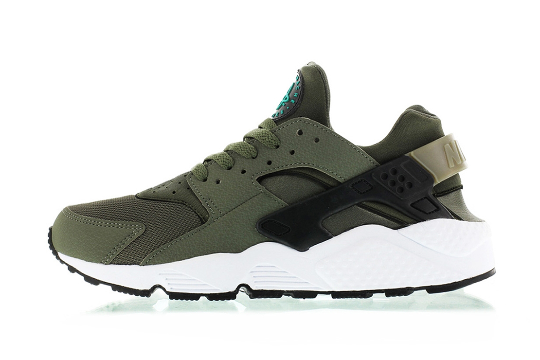 nike air huarache iron green hypebeast. Black Bedroom Furniture Sets. Home Design Ideas