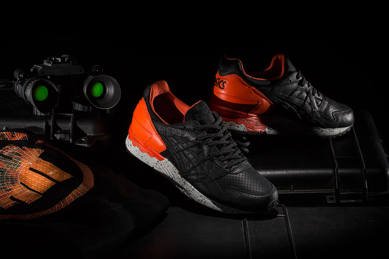 asics undefeated release
