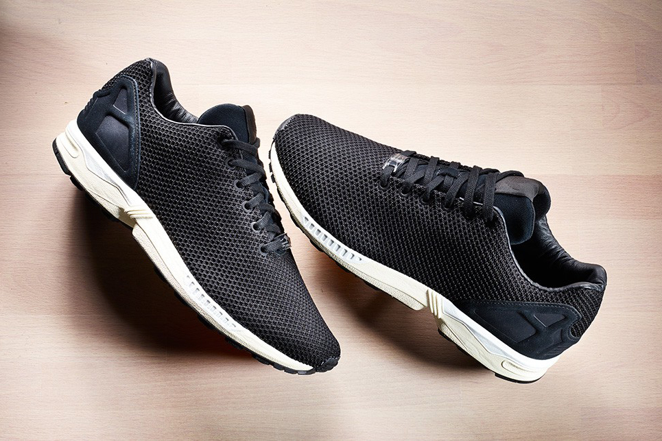 adidas originals zx flux stripeless pack hypebeast. Black Bedroom Furniture Sets. Home Design Ideas