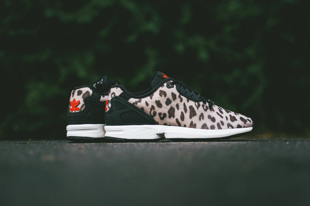 adidas zx flux decon leopard hypebeast. Black Bedroom Furniture Sets. Home Design Ideas