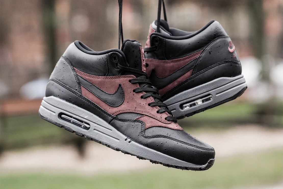 nike air max 1 mid deluxe qs barkroot hypebeast. Black Bedroom Furniture Sets. Home Design Ideas