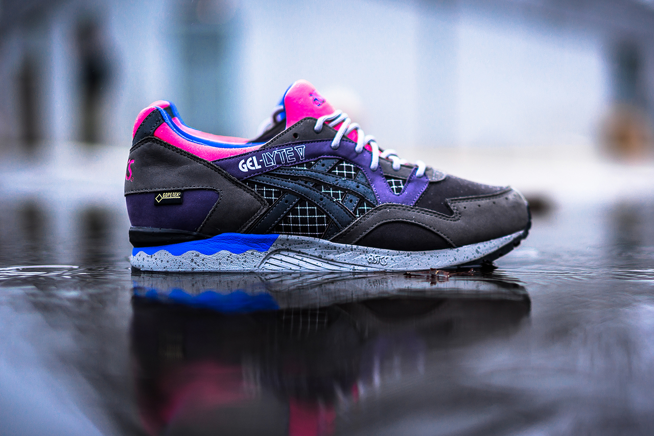packer shoes x asics gel lyte v gore tex hypebeast. Black Bedroom Furniture Sets. Home Design Ideas
