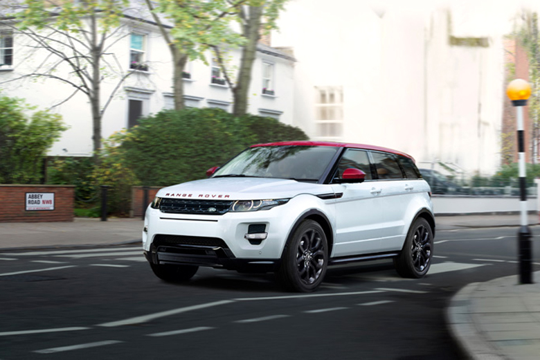 Range Rover Evoque Nw8 Limited Edition Inspired By London