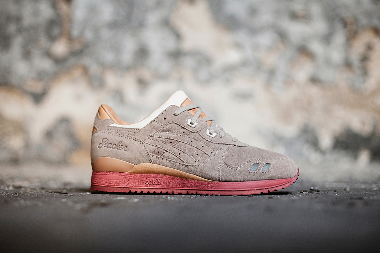 packer shoes x asics gel lyte iii dirty buck hypebeast. Black Bedroom Furniture Sets. Home Design Ideas