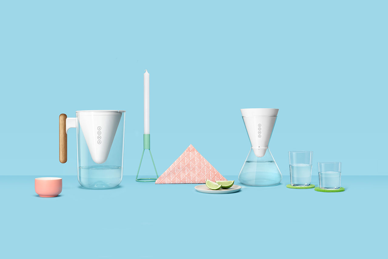 The Soma Water Filter Pitcher Hypebeast