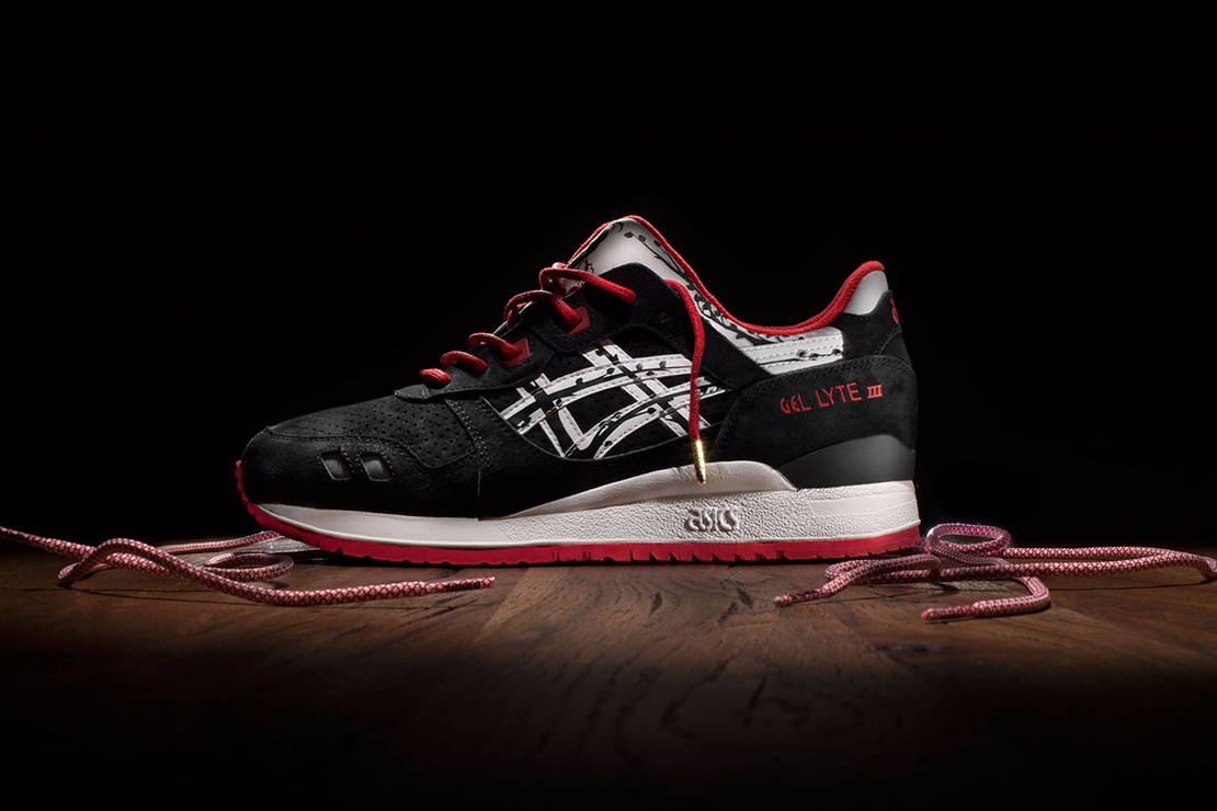 titolo x asics gel lyte iii papercut hypebeast. Black Bedroom Furniture Sets. Home Design Ideas