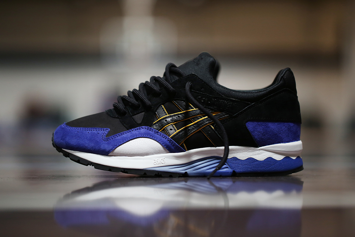 bait x asics tiger gel lyte v splash city hypebeast. Black Bedroom Furniture Sets. Home Design Ideas