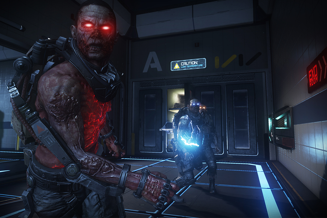 "'Call of Duty: Advanced Warfare' ""Exo Zombies Infection ..."