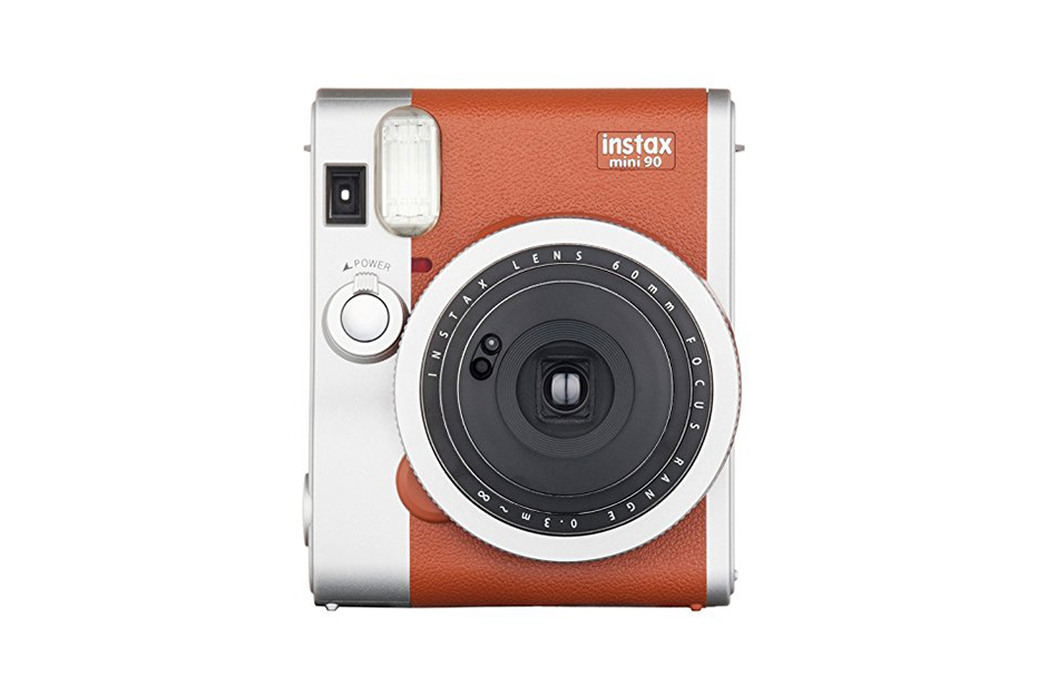 Fujifilm releases new instax mini 90 camera in brown for New camera 2015