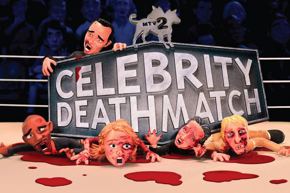 Don Nelson and Mark Cuban, Celebrity Death Match ...