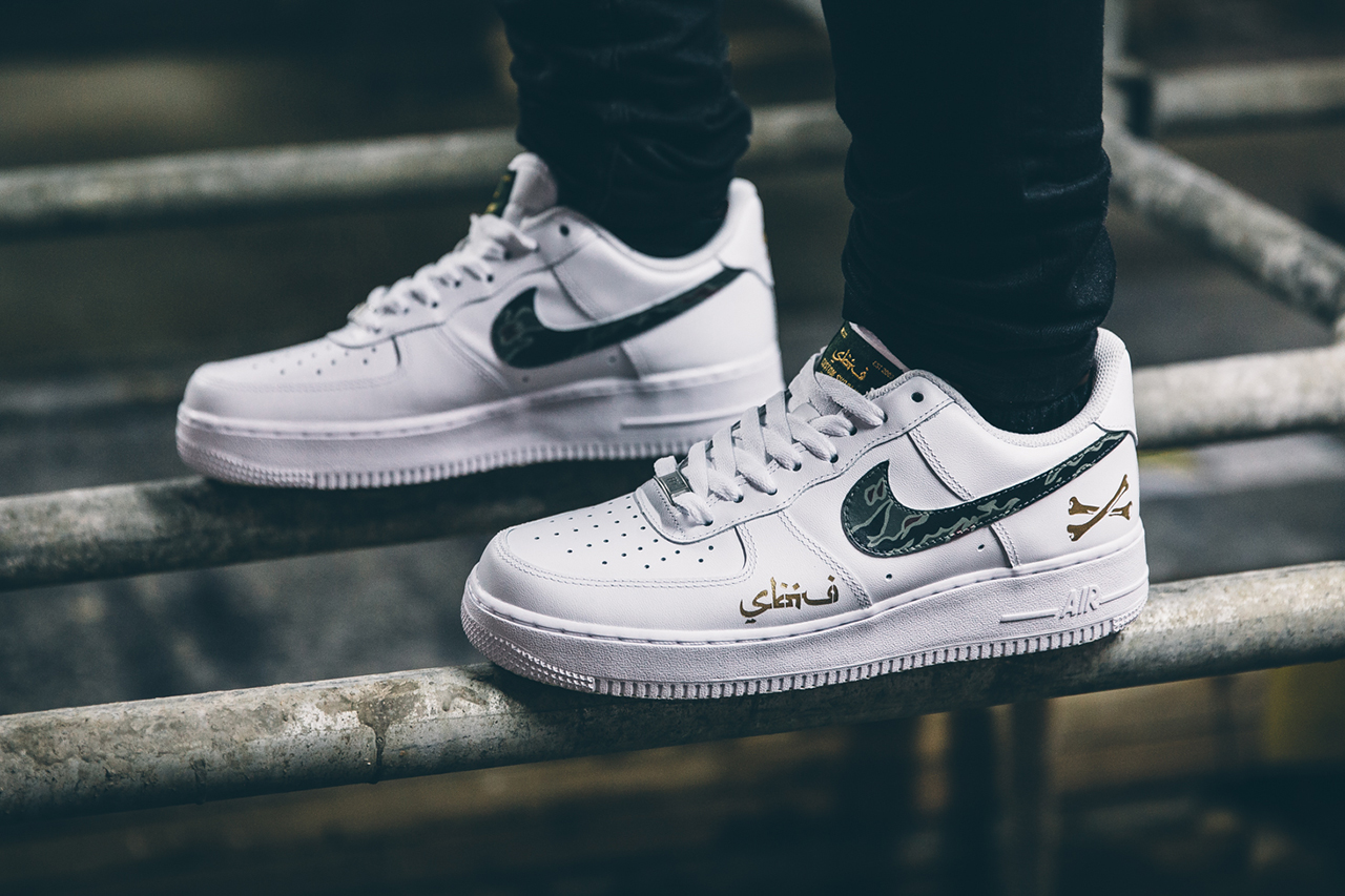 sbtg for hypebeast nike air force 1 awol camo part 2 hypebeast. Black Bedroom Furniture Sets. Home Design Ideas