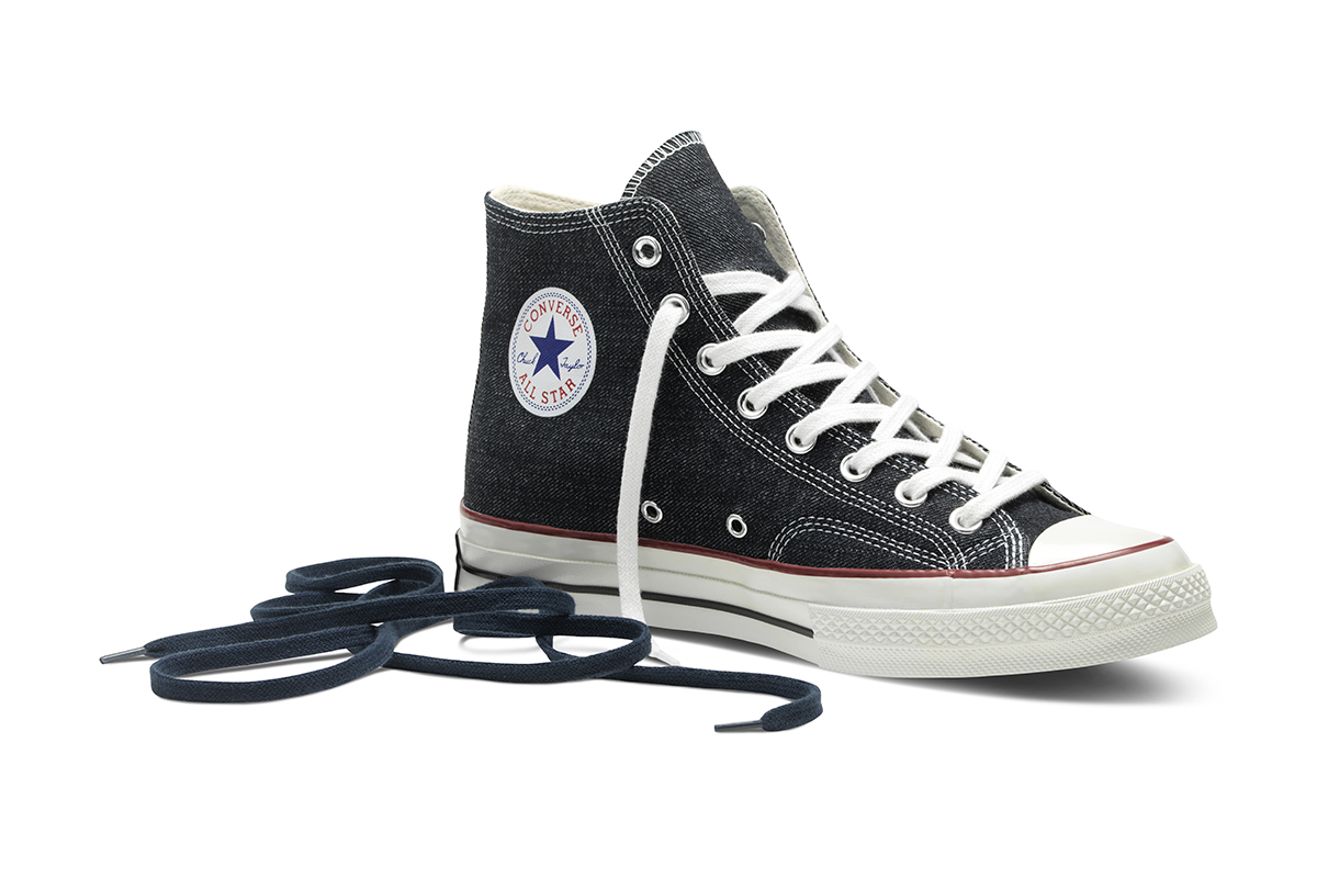 concepts x converse chuck taylor all star 39 70 cone denim. Black Bedroom Furniture Sets. Home Design Ideas
