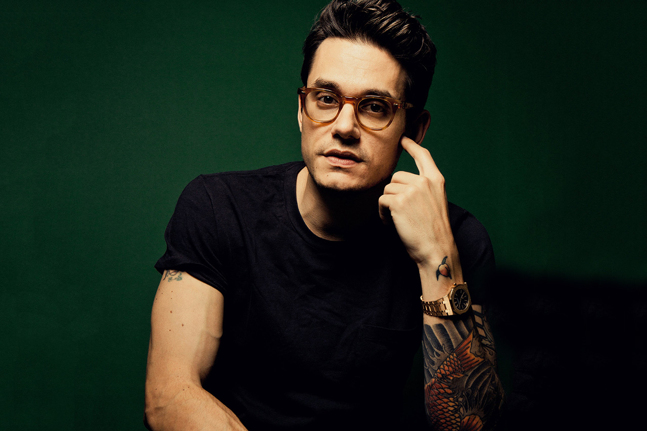 john mayer talks to 39 the new york times 39 about his love of watches hypebeast. Black Bedroom Furniture Sets. Home Design Ideas