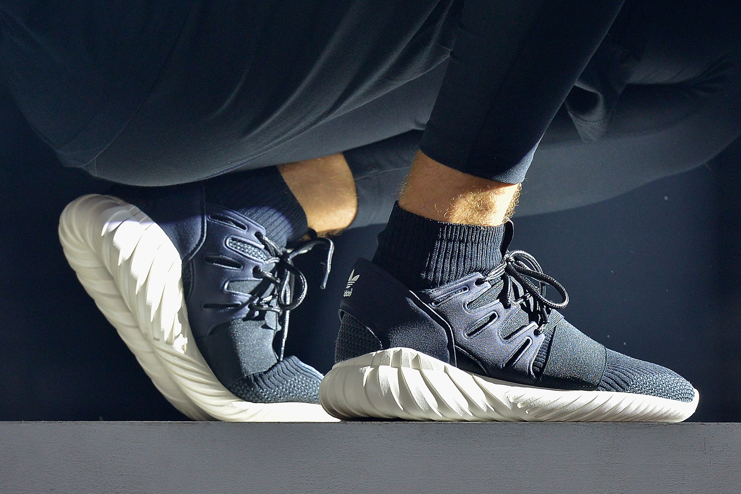 Adidas Originals Tubular X 'Black / 3M' Available Now