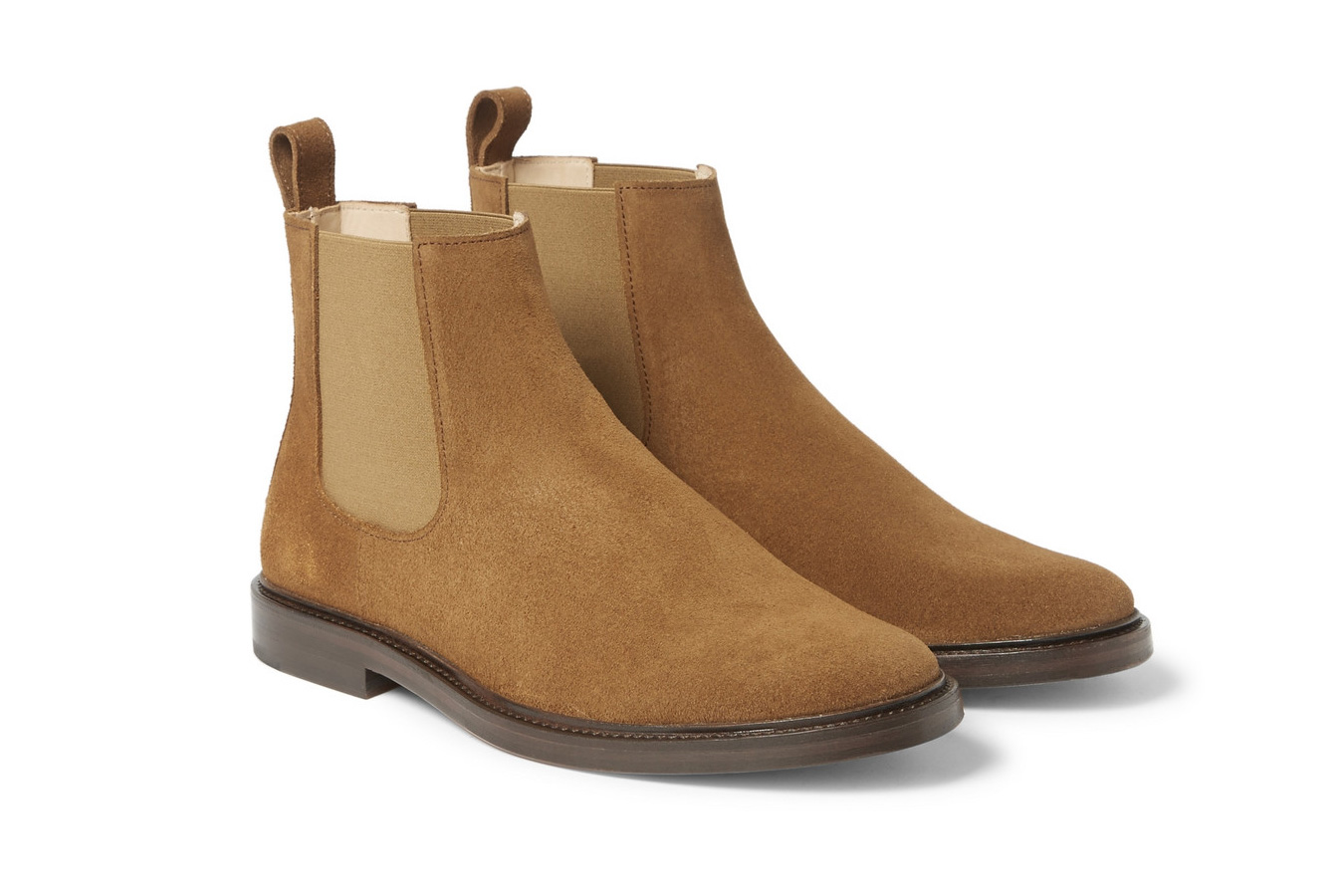 a p c suede chelsea boots hypebeast