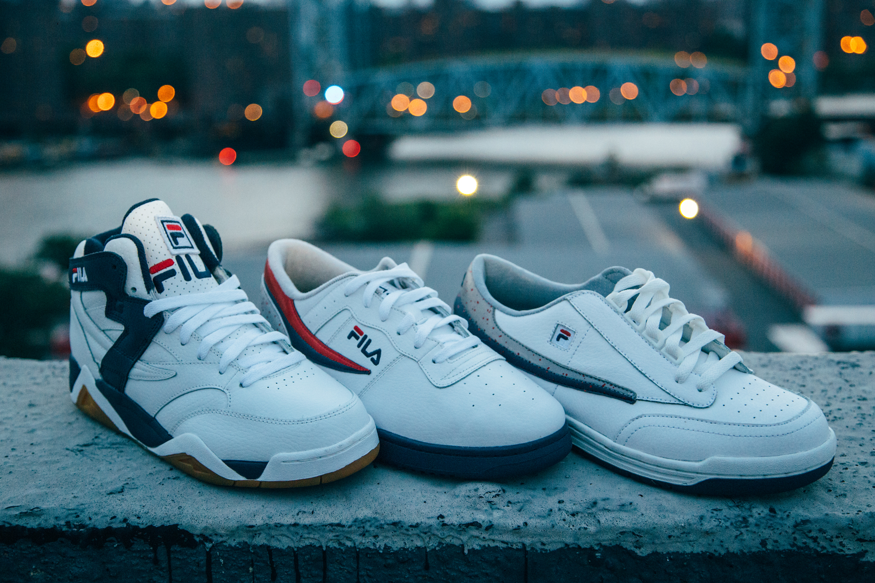 Fila Unveils The All