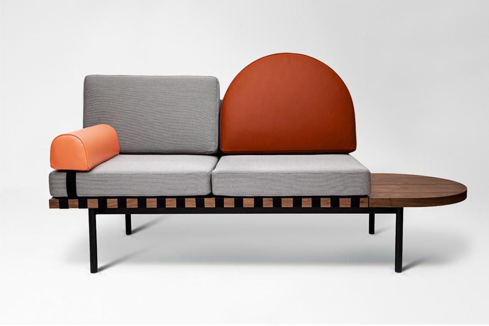 Petite friture grid modular sofa by studio pool hypebeast for Sofa modular gris