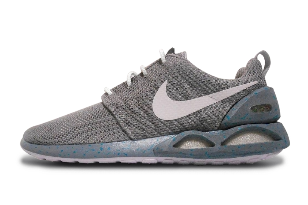 air max homme solde - The Roshe Run Becomes a Nike Air MAG in This Custom Job   HYPEBEAST
