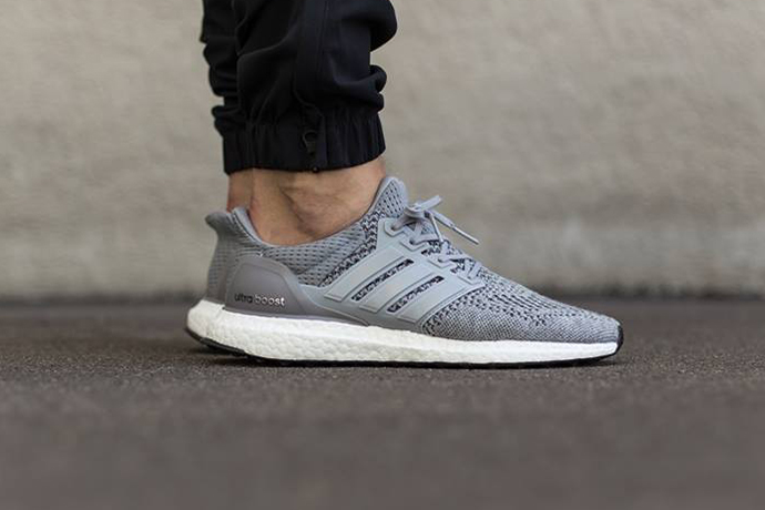 Adidas Ultra Boost Grey Silver Metallic Hypebeast