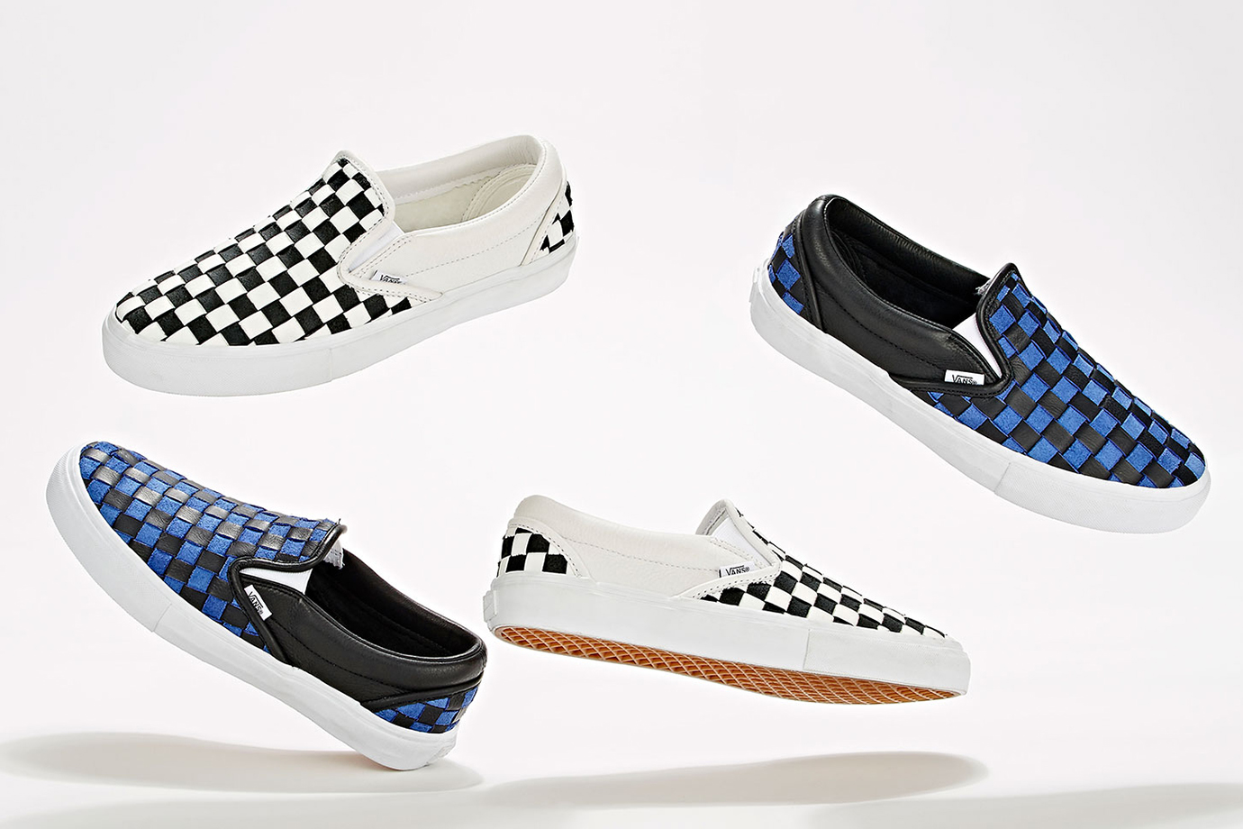 vans checkerboard slip on mens winter