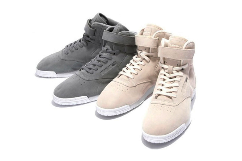 beauty youth x reebok classic ex o fit hi suede. Black Bedroom Furniture Sets. Home Design Ideas
