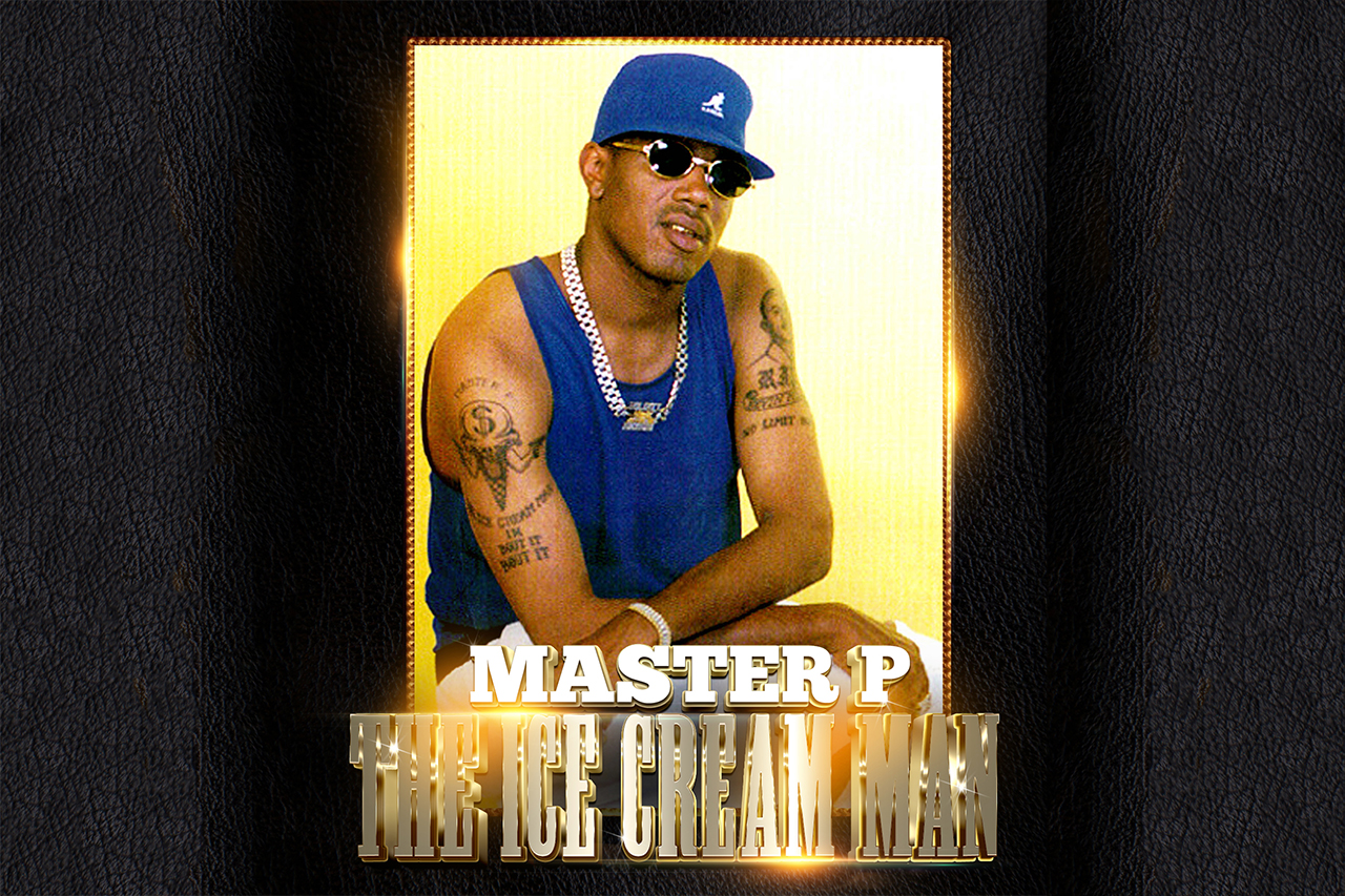 Master P Announces Biographical Film 'Ice Cream Man: King ...