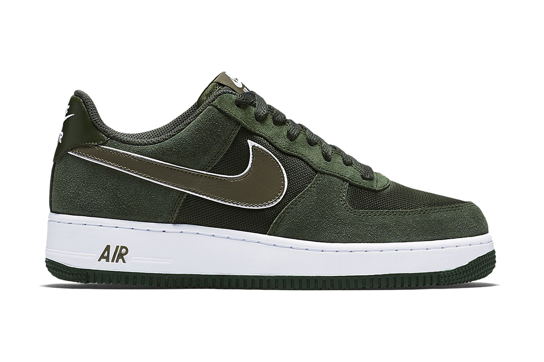 nike air force 1 low hunter green hypebeast. Black Bedroom Furniture Sets. Home Design Ideas