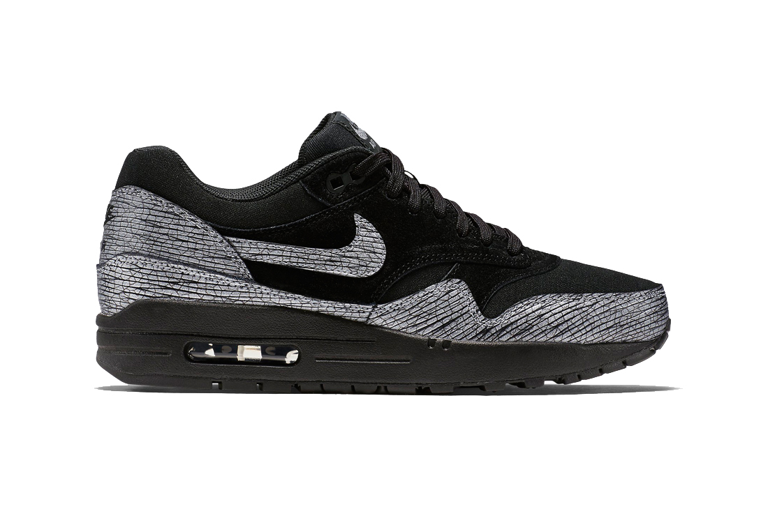 nike air max 1 crackle hypebeast. Black Bedroom Furniture Sets. Home Design Ideas