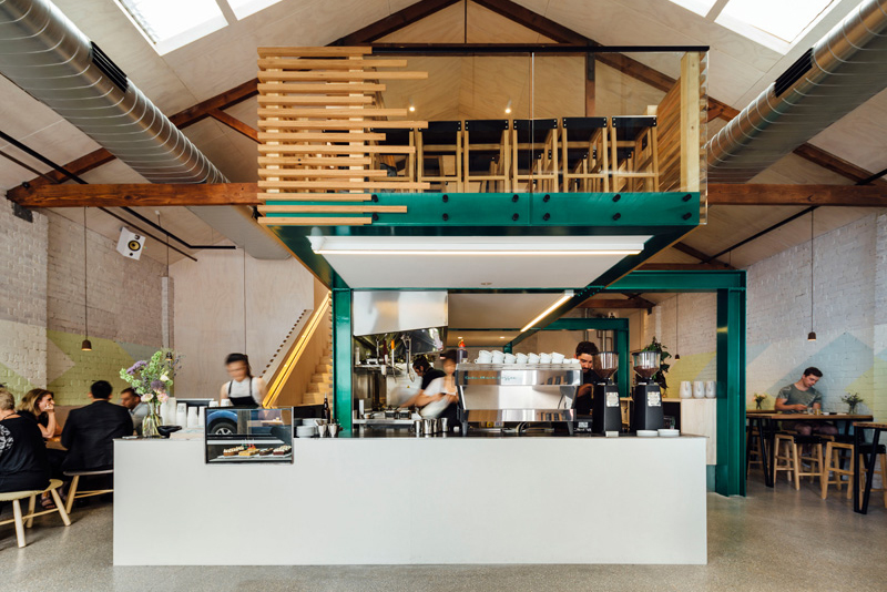 Melbourne code black coffee cafe interior design hypebeast for Interior design agency melbourne
