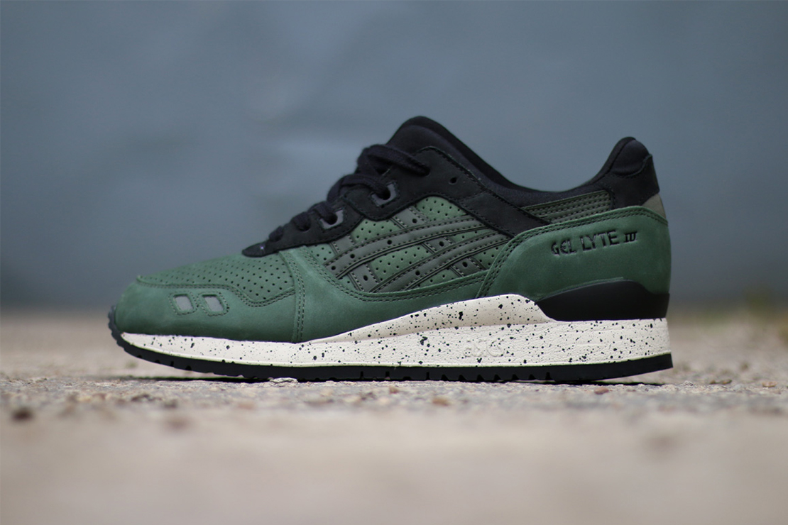 asics gel lyte iii after hours pack hypebeast. Black Bedroom Furniture Sets. Home Design Ideas