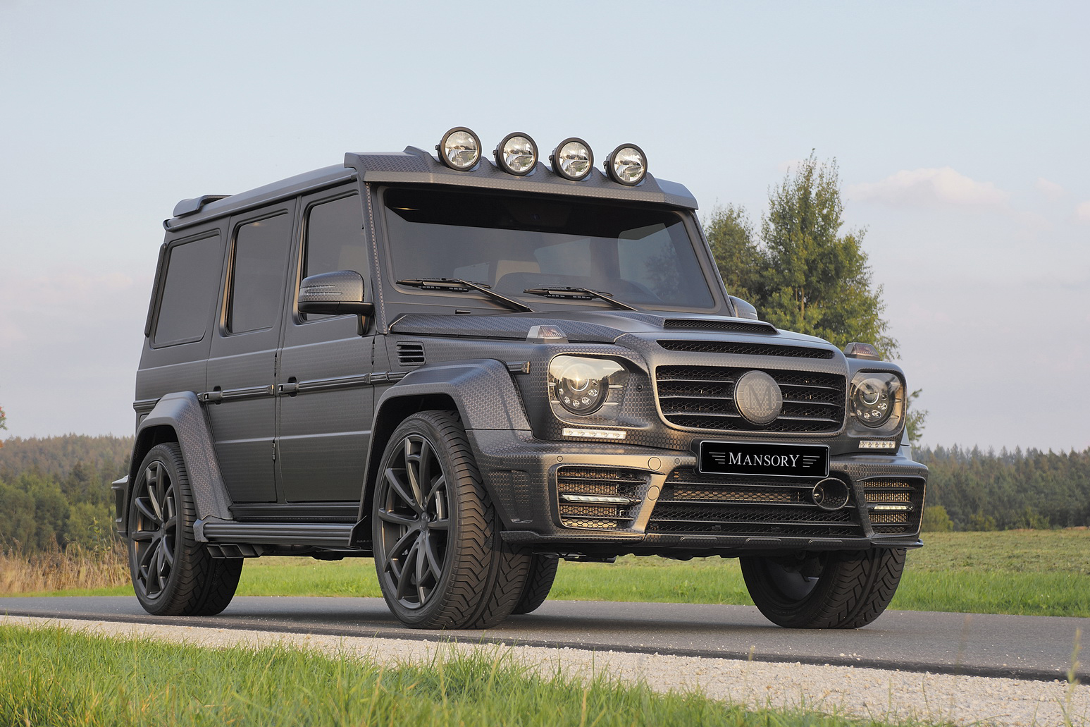 mansory mercedes benz g63 g class gronos hypebeast. Black Bedroom Furniture Sets. Home Design Ideas