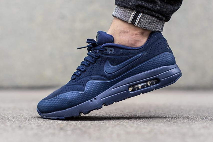 Nike Air Max 90 Ultra Moire Navy Blue