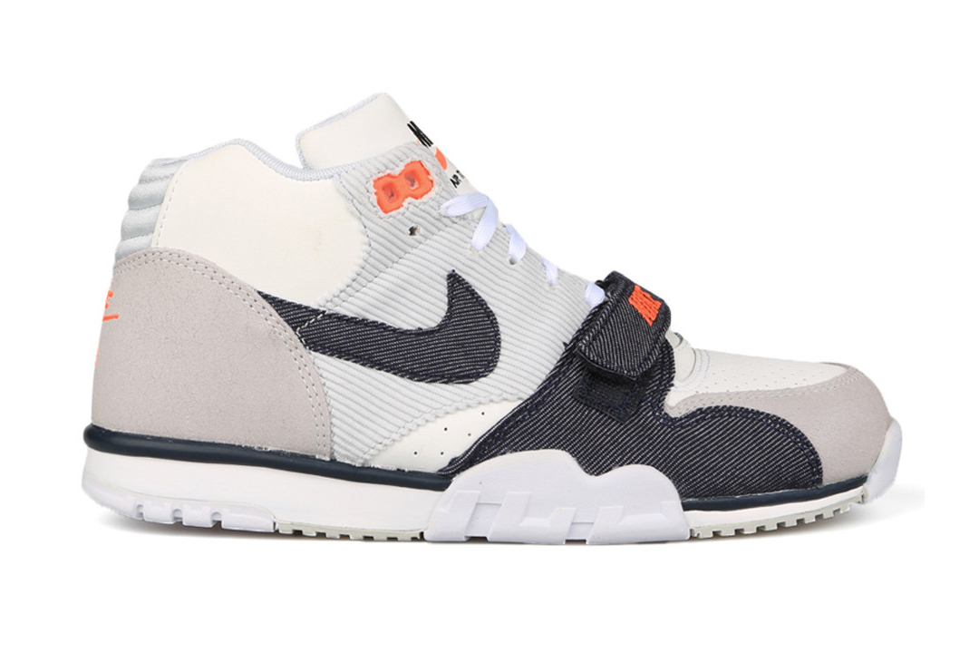 nike air trainer 1 mid corduroy hypebeast. Black Bedroom Furniture Sets. Home Design Ideas