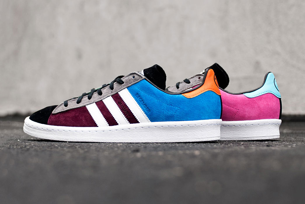 adidas Originals by THE FOURNESS Campus 80s | HYPEBEAST