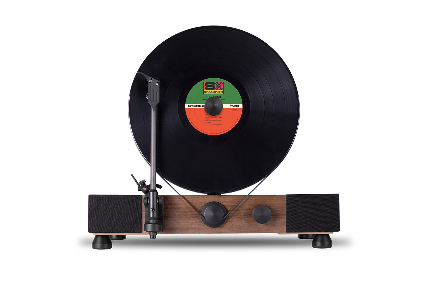 Gramovox Floating Record Player Hypebeast