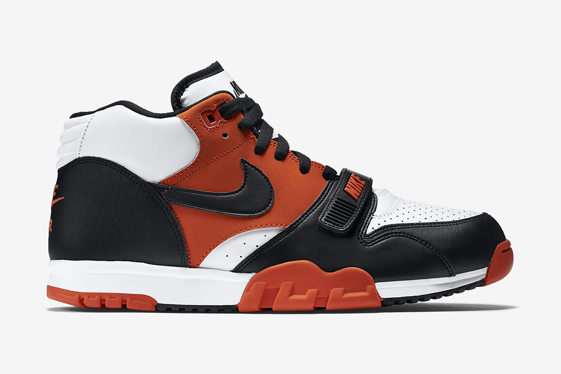 nike air trainer 1 mid halloween hypebeast. Black Bedroom Furniture Sets. Home Design Ideas