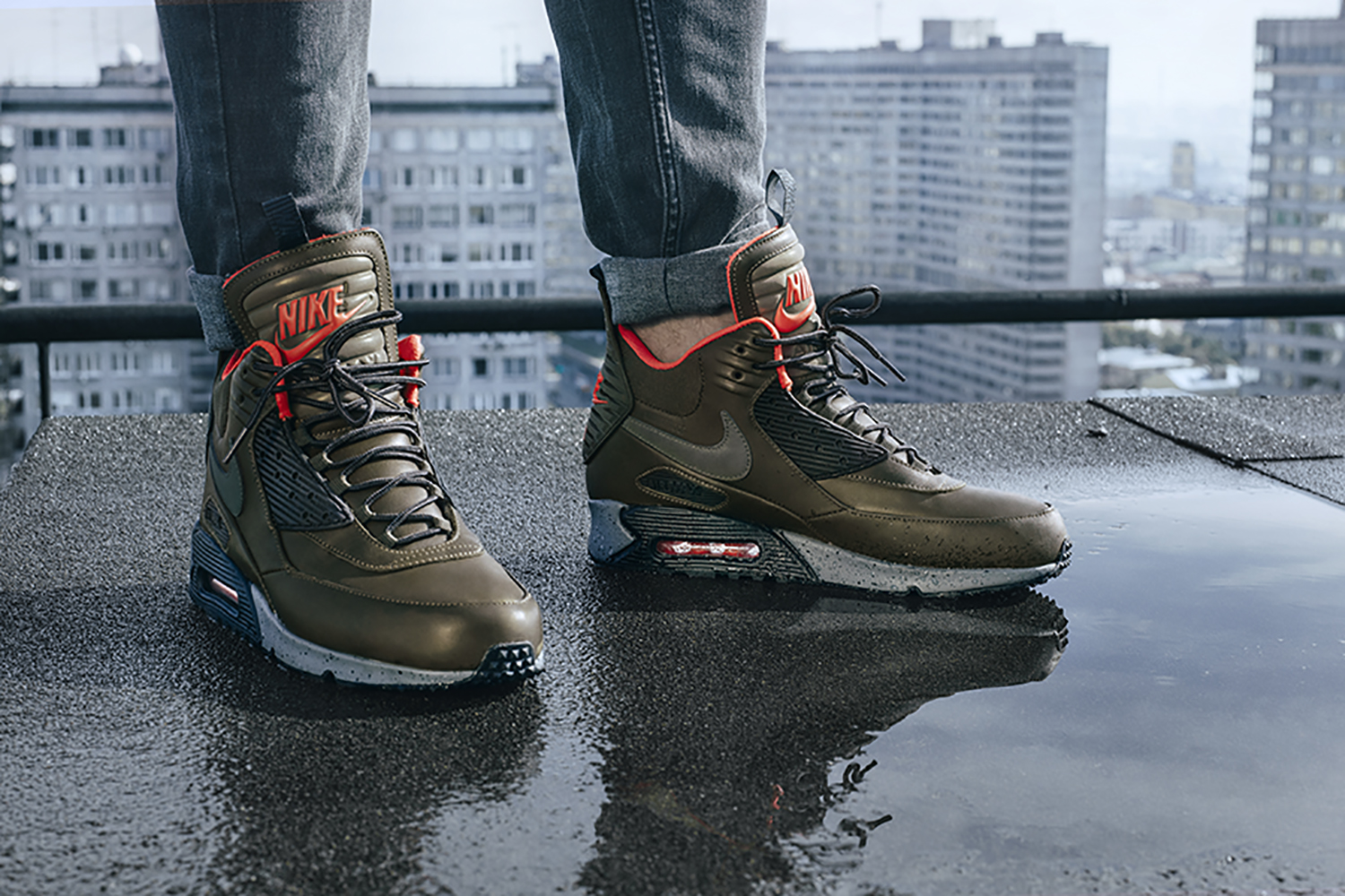 FEELFREEARTZ: Nike Unveils the Sneakerboots 2015 Fall ...