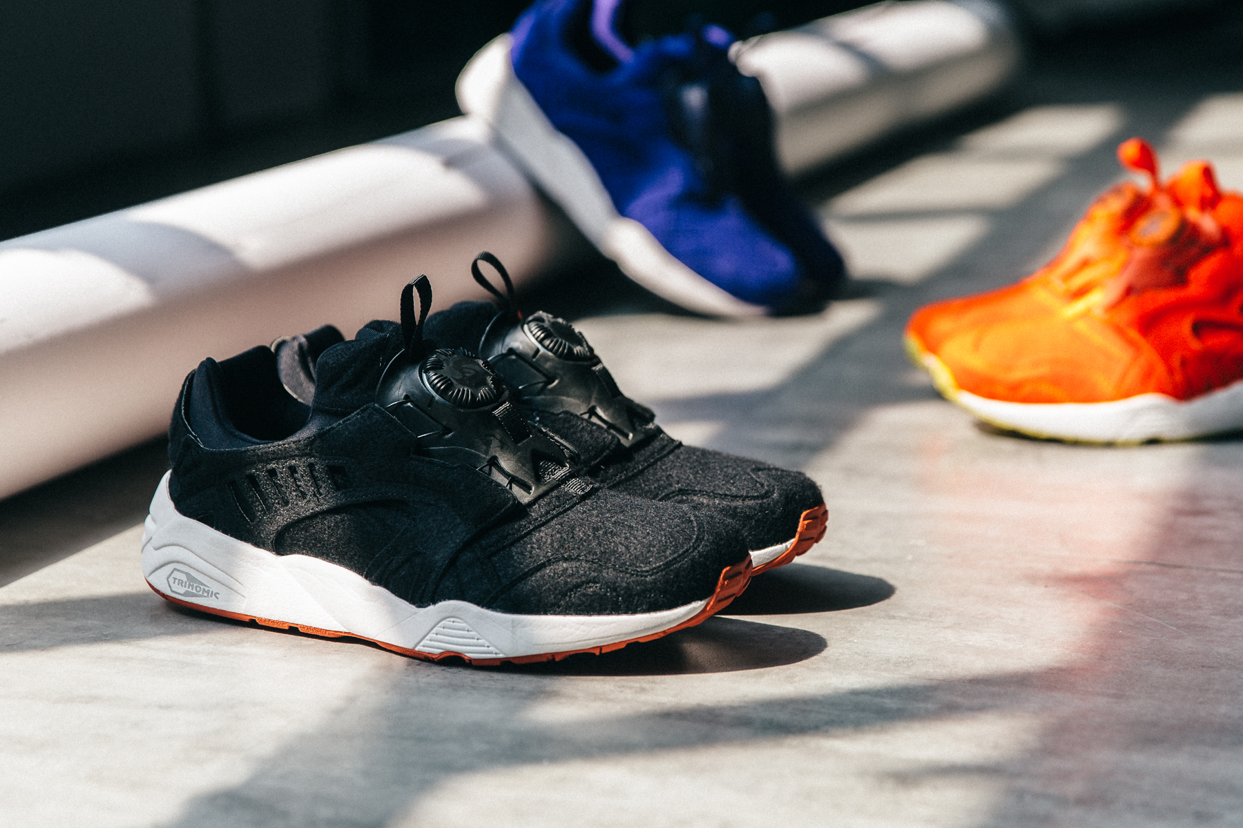 puma disc blaze bright pack hypebeast. Black Bedroom Furniture Sets. Home Design Ideas