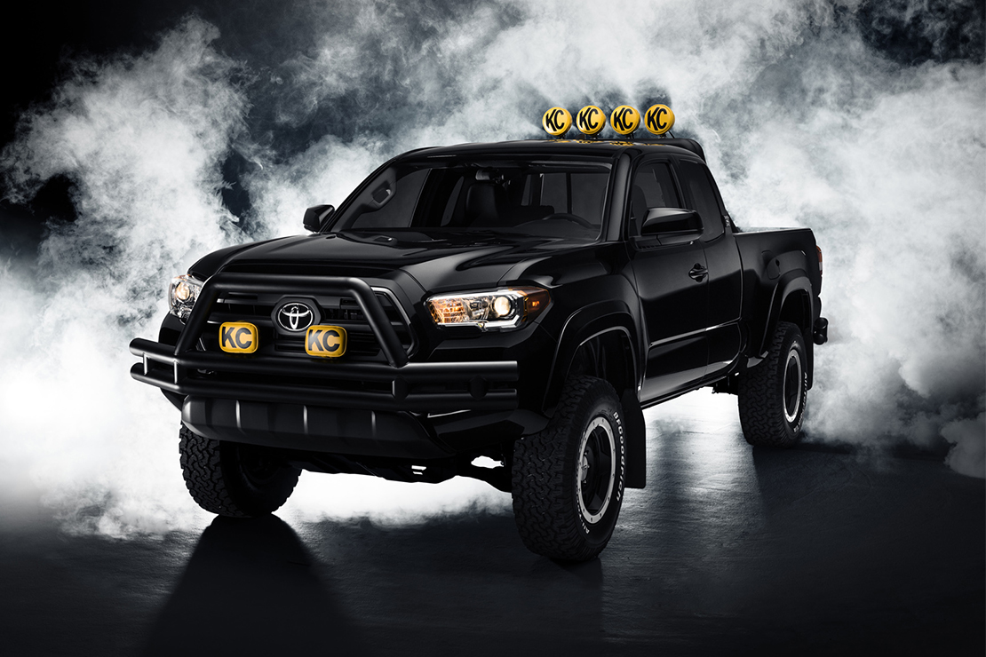 Toyota Tacoma Back To The Future Concept Hypebeast
