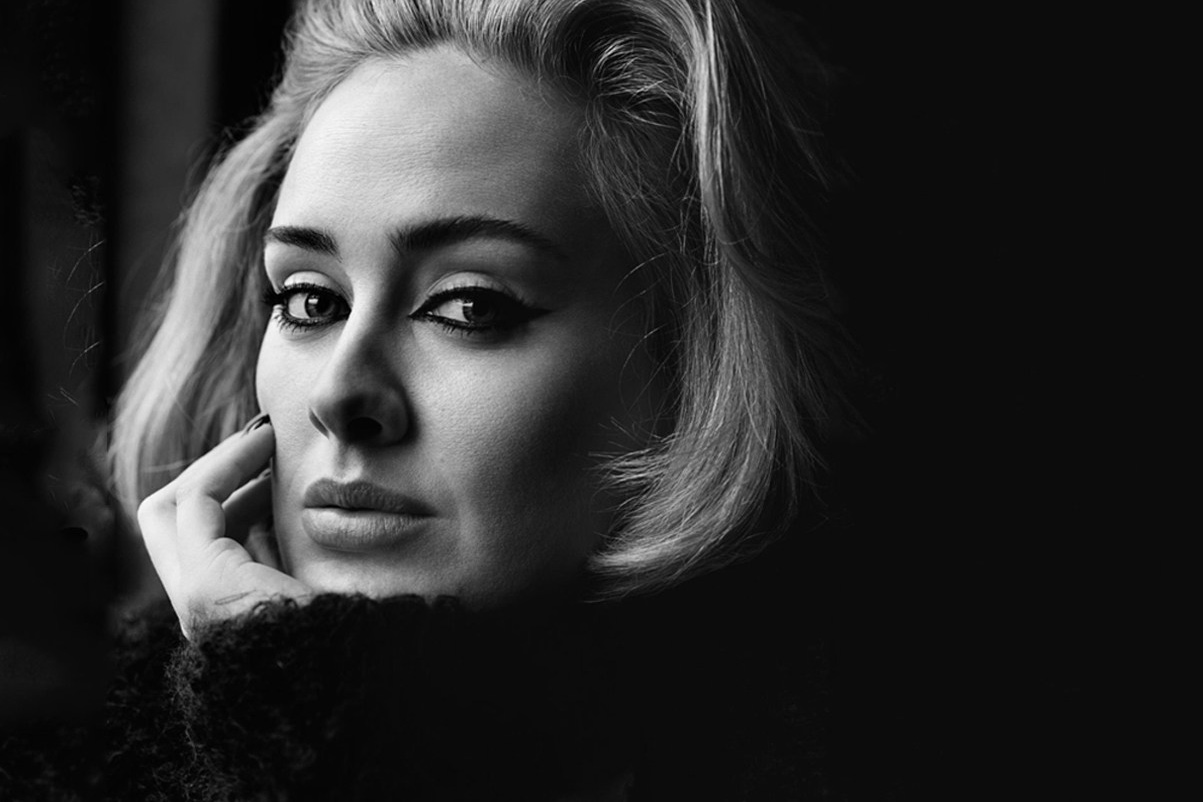 Adele 25 First Week Sales Record